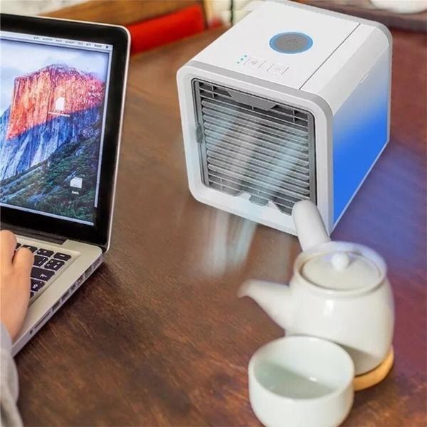 現貨 Arctic Air cool 家用冷風機辦公室宿舍便攜式小空調USB小型風扇 台灣專用110V