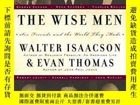 二手書博民逛書店The罕見Wise Men: Six Friends and t