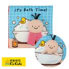 【香港 Ks Kids 奇智奇思】學習布書系列-洗澡時間到囉! SB00467