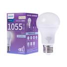 飛利浦LED超極光球型燈泡9W白光