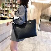 托特包-包包女包新款2021時尚百搭托特包女學生雙面潮流單肩包洋氣手提包