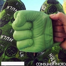 浩克綠巨人大拳頭馬克杯 卡通慢威創意拳頭馬克杯子陶瓷杯 禮物搞怪創意