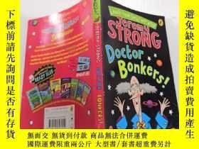 二手書博民逛書店Doctor罕見Bonkers!博克斯醫生!Y212829