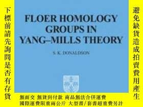 二手書博民逛書店Floer罕見Homology Groups In Yang-mills TheoryY255562 S. K