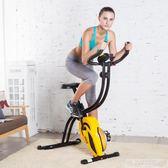 Sean Lee原裝動感單車超靜音家用室內器材自行車磁控腳踏健身車igo『韓女王』