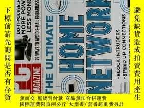 二手書博民逛書店PC罕見Magazine 2007年10月2日 英文個人電腦雜誌 可用樣板間道具雜誌Y114412