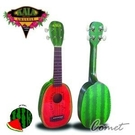 【缺貨】美國Kala 西瓜造型烏克麗麗(KA-WTML Watermelon Soprano)21吋Ukulele 附琴袋