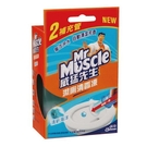 威猛先生潔廁清香凍補充管-清新海洋38g...