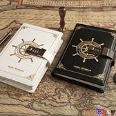 [貝貝居] 筆記本 帶鎖日記本 筆記本 記事本 手帳本