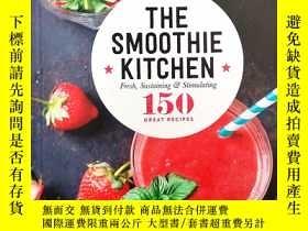 二手書博民逛書店The罕見Smoothie Kitchen 奶昔廚房Y19139 HERRON ISBN:978094716