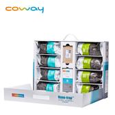 【Coway】奈米高效專用濾芯組 6吋一年份(適用CHP241 全濾芯獲認證)(舊款包裝)