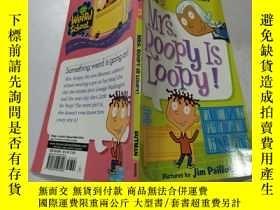 二手書博民逛書店mrs.roopy罕見is loopy:魯比夫人是不正常的Y212829