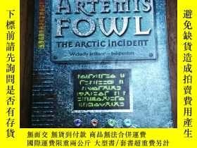 二手書博民逛書店The罕見Arctic Incident (Artemis Fo