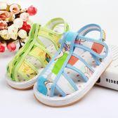 桃園百貨 1-3歲寶寶軟底布鞋2-4兒童傳統手工涼鞋