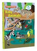 Baby Animals:Magnetology 動物寶寶要回家 親子動物配對磁鐵書