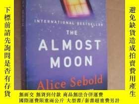 二手書博民逛書店The罕見Almost Moon 英文原版 品好未閱Y85718