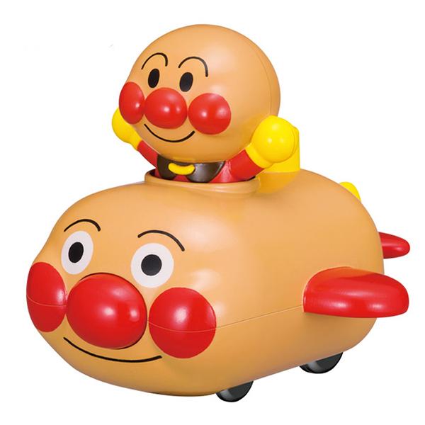 麵包超人 Anpanman 造型 迴力車 玩具車 小汽車 日本正版 迴力車玩具 1671 限時優惠