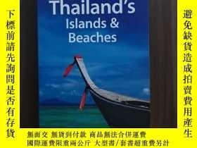 二手書博民逛書店LONELY罕見PLANET THAILAND S ISLANDS & BEACHESY12800 Joe B