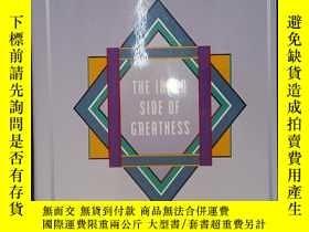 二手書博民逛書店Leadership:罕見The Inner Side of Greatness(詳見圖)Y6583 Pete