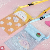HALO 手機防水袋 蘋果華為VIVO小米OPPO 觸屏通用卡通防水保護套