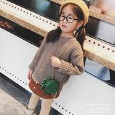 百搭兒童側背包迷你小包 男女寶寶可愛螃蟹側背包公主零錢包 童趣潮品