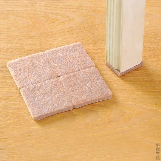 毛氈桌椅腳墊家具保護墊地板沙發凳子墊桌椅子腳墊桌椅腳套JRM-1766