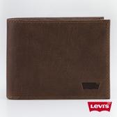 Levis 皮夾 男款 / 時尚棕