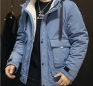 羽絨服男士 棉衣男士冬季外套新款正韓潮流短款加厚羽絨【免運直出】