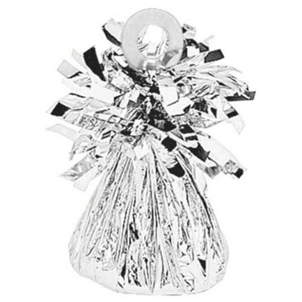 圓錐氣球座-典雅銀