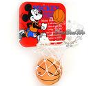通販屋-迪士尼米奇米妮唐老鴨迷你投籃玩具組籃球投球6款440111