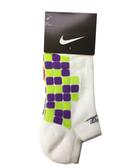 Nike Socks [SX3871-159] 男 踝襪 運動 休閒 舒適 透氣 方塊 色塊 白