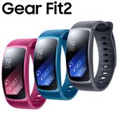 SAMSUNG Gear Fit2 (SM-R360 )GPS藍芽運動手環(可與他牌安卓Android 4.4以上手機配對使用)
