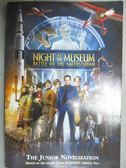 【書寶二手書T1/百科全書_GNW】Night at the Museum Battle at the Smithsonian_Steele