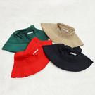 【現貨秒發】Stussy 漁夫帽 抽繩 可調式 4色 字樣LOGO 休閒帽 運動帽 遮陽 舒適 穿搭 男女 ST8