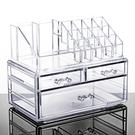 桌面收納盒 桌面抽屜式亞克力透明化妝品收納盒大號梳妝臺塑料護膚整理置物架寶貝計畫 上新