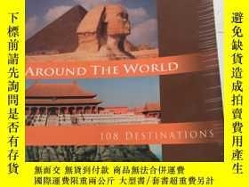 二手書博民逛書店Sacred罕見Places Around the World: 108 Destinations (2nd ed
