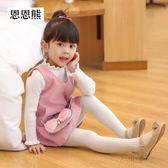 女童春裝洋裝新款1歲3女寶寶春秋冬背心洋氣兒童裝公主裙子 沸點奇跡