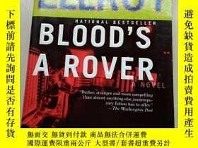 二手書博民逛書店Blood s罕見A Rover James ellroyY25