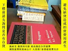 二手書博民逛書店INTERMETALLIC罕見COMPOUNDS Princip