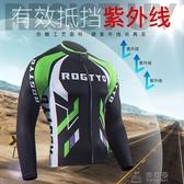 山地車騎行服套裝長袖男春夏季秋冬季騎行長褲男女自行車騎行裝備 俏女孩