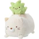 【角落生物 音樂娃娃】角落生物 音樂娃娃 玩偶 貓咪 日本正版 該該貝比日本精品
