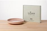 竹纖維 兒童天然 寶貝學習餐具 Miniware 麵包盤單入(無吸盤)-鮭魚貝果 #MWSP104SS
