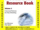 二手書博民逛書店The罕見Data Model Resource Book, Vol. 3Y256260 Len Silver