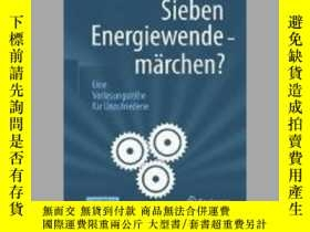 二手書博民逛書店Sieben罕見Energiewendem?rchen?Y405706 André Thess ISBN:9