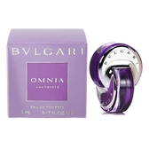 BVLGARI 寶格麗 紫水晶女性淡香水5ml(花舞輕盈)【小三美日】※禁空運