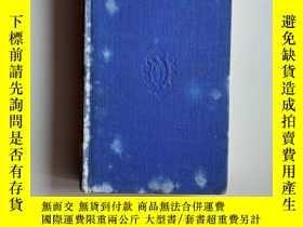 二手書博民逛書店(1934年版)罕見David hume(大衛·休謨) 著《a treasure human nature》( v
