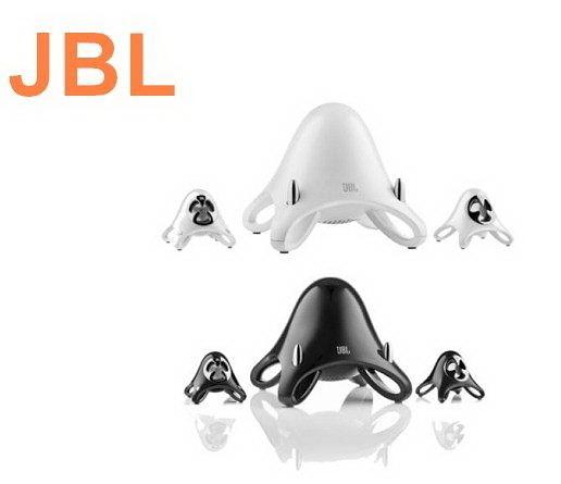 ◆【台北視聽劇院音響影音】美國 JBL Creature III 2.1聲道喇叭組 公司貨 美式震撼