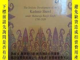 二手書博民逛書店Woven罕見Masterpiece of Sikh Heritage The Stylistic Develop