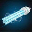 大功率移動式紫外線燈家用除螨燈UV燈泡臭氧消毒石英燈管