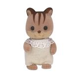 森林家族 人偶 紅松鼠嬰兒